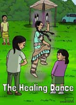 HEALING DANCE, THE cover image