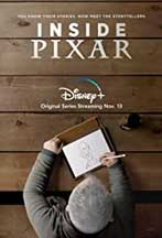 INSIDE PIXAR cover image