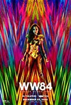 WONDER WOMAN 1984 cover image