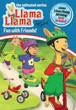 LLAMA LLAMA: FUN WITH FRIENDS
