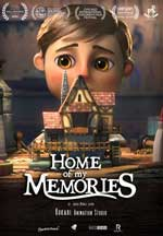 HOME OF MY MEMORIES cover image