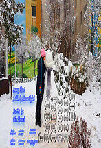 SNOWY HEART cover image