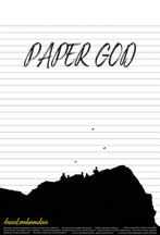 PAPER GOD cover image