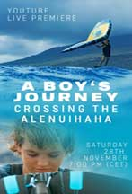 BOY'S JOURNEY: CROSSING THE ALENUIHAHA CHANNEL, A