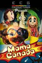MAMA CANADA: OUTER SPACE