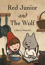 RED JUNIOR AND THE WOLF