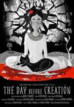 DAY BEFORE CREATION, THE cover image