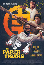 PAPER TIGERS, THE cover image