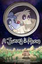 JOURNEY TO THE MOON, A cover image