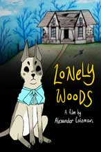 LONELY WOODS cover image