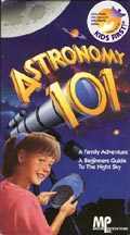 ASTRONOMY 101: A FAMILY ADVENTURE cover image