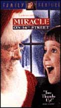 MIRACLE ON 34TH STREET cover image