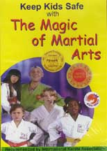 MAGIC OF MARTIAL ARTS, THE: POWER WITHOUT VIOLENCE cover image