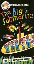 BIG SUBMARINE, THE cover image