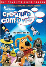 CREATURE COMFORTS cover image