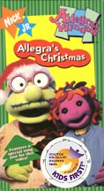 ALLEGRA'S CHRISTMAS