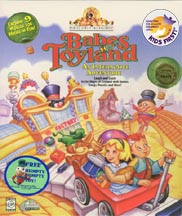 BABES IN TOYLAND: AN INTERACTIVE ADVENTURE cover image