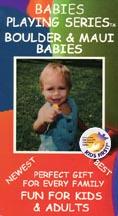 BOULDER & MAUI BABIES cover image