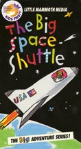 BIG SPACE SHUTTLE, THE cover image
