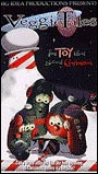 VEGGIE TALES: TOY THAT SAVED CHRISTMAS, THE cover image