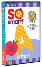 Order DVD SO SMART: LETTERS