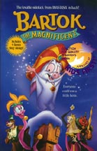 BARTOK THE MAGNIFICENT cover image