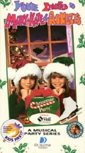 YOU'RE INVITED TO MARY KATE & ASHLEY'S CHRISTMAS PARTY