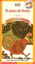 EL PASEO DE ROSITA Y OTROS CUENTO DE ANIMALES cover image