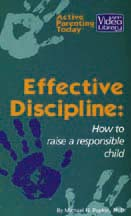 EFFECTIVE DISCIPLINE: HOW TO RAISE A RESPONSIBLE CHILD cover image