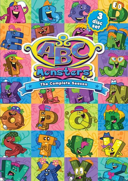 Kids First News 187 Blog Archive 187 Abc Monsters The